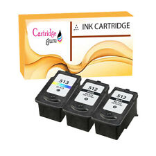 3 Compatible Ink For Canon Pixma MP260 MP270 MP272 MP280 MP282 MP330 MP480 MP490