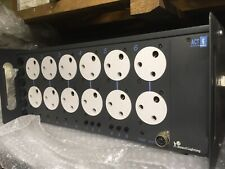 More details for strand lighting act6 stage lighting dimmer pack 10a per channel