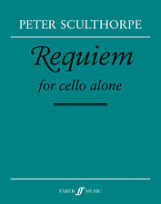 More details for requiem for cello alone 0571506216 cello music faber music