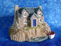 LILLIPUT LANE Inverlochie Hame - Scottish Collection - 1989 - Model / Ornament