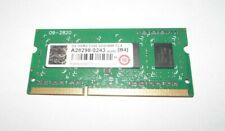 Transcend 2GB PC3-1333 PC3-10600S DDR3 Laptop Memory RAM A28298-0243 (K4-65)