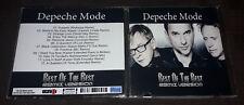 Depeche Mode - Best Of The Best (Remix Version) CD SPECIAL FAN EDITION