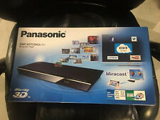 PANASONIC dmp-bdt230ga Blu-ray Disc player multi system BRAND NEW Region Free