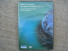 2004 -05- 06 BMW  6 SERIES NAVIATION DVD MAP   OEM