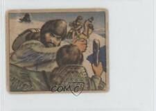 1949 Bowman Wild West Winning the #A-5 Trap-line Trouble Non-Sports Card 0s4