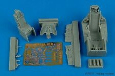Aires 1/48 F-16A MLU Falcon cockpit set for Hasegawa kit # 4411