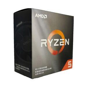 AMD Ryzen 5 3500X 6-Core AM4 3.60 GHz Unlocked CPU Processor + Wraith Stealth