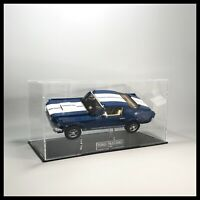 Ford Mustang Acrylic Display Case with Internal Stand for LEGO model 10265