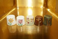 THIMBLES STONE / CERAMICE COLLECTION - HAND DECORATED