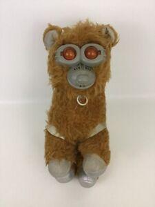 """Battlestar Galactica Daggit Talking Robot Pet 13"""" Plush Mattel Vintage 1979 Toy"""
