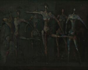 Horst Robert Bonsack 1903 - 1987 - Dancing People