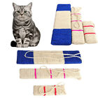 Scratch Fun Cat Kitten Scratching Board Sisal Carpet Mat Play Toy Scratch Post