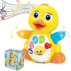 Light Up Dancing Singing Duck Toy Infant, Baby Toddler Musical Educational Toy