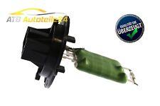 Vorwiderstand Innenraumgebläse Peugeot 206 307 CC SW Break 6450.JP NEU
