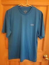 Champion Mens Blue Dri-Fit T Shirt Size Medium Exc Cond