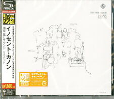 TAKESHI INOMATA & THE SOUND LIMITED-INNOCENT CANON-JAPAN SHM-CD C94