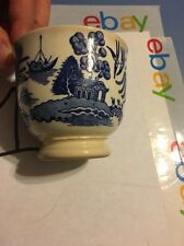 Blue And White  Decorative Cup