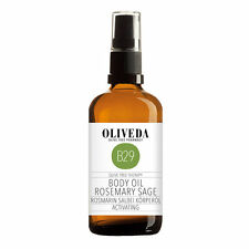 Oliveda Körperöl Rosmarin Salbei - 100ml - neue Abfüllung