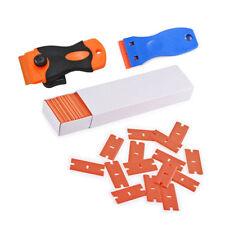 Kunststoff Schaber Set Klebstoff Werkzeug Entfernen Reinigen Tapezierwerkzeuge
