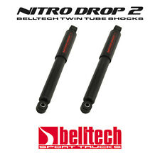 "63-72 Chevy/GMC C10 Nitro Drop 2 Rear Shocks 2"" - 5"" Drop (Pair)with rear coils"