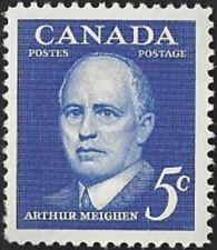 Canada    # 393    ARTHUR MEIGHEN    Brand New 1961 Pristine Issue           .04