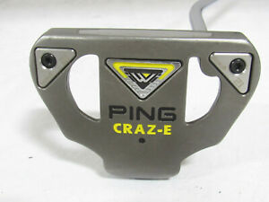 "Used RH Ping iWi Craz-E 35"" Putter"