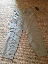 Giorgio Armani Silver Grey HAREM Trousers Unusual Size 40 8 10