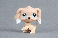 LPS  #568 Cocker Dog Kahki Daisy Cloud eyes Collection figure toys