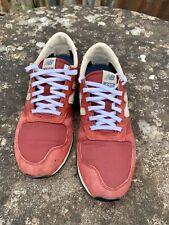 New Balance NB 420 Rojo Granate Reino Unido 7 8 Zapatillas Sneakers Casual de estilo vintage y retro 70s