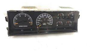 Chrysler Lebaron GTS INSTRUMENT CLUSTER speedometer 125 mph 85-89 95K OEM analog