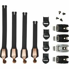 Fox Racing MX Spare Parts Instinct Offroad Strap Kit Charcoal NS 19994