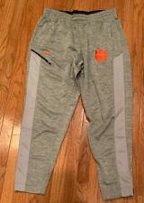Clemson Tigers Nike Men's Player Travel Performance Pants XL NWOT