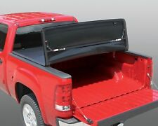 Rugged Liner Tri Fold Tonneau Bed Cover For 04-06 Silverado / Sierra1500 5.5 FT