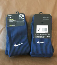 Set Of 2   Nike Classic II Cushioned Over The Calf Socks New With Tags