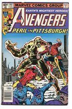 Avengers 192 Vf+ Marvel Comics (1963) Cbx18B *