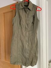 """M or L Authentic Diesel /""""D-Manet/"""" Dress BNWT Black or Green Sizes S"""