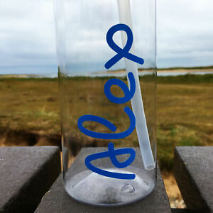 Personalized Water Bottle with Your Name Great Gift for Gym, Sport or Outdoor