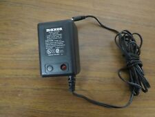+ Maxon CA-1410D NiCAD Battery Charger Power Cube