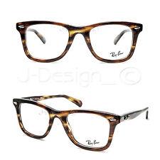 Ray Ban RB 5317 2144 Havana 50/21/145 Eyeglasses Rx - New Authentic