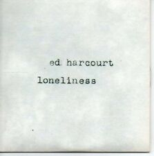 (AS580) Ed Harcourt, Loneliness - DJ CD