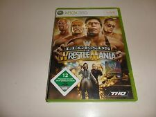 XBox 360  WWE - Legends of Wrestlemania (2)