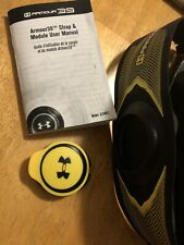 Under Armour 39 Performance Monitor Module & Chest Strap With Instructions.