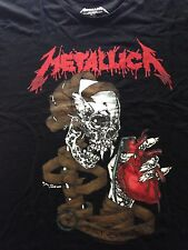 METALLICA - HEART EXPLOSIVE  OFFICIAL T SHIRT XX LARGE