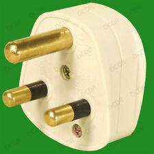 Materiales eléctricos de bricolaje de color principal blanco amperaje 15