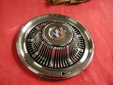 "64 65 BUICK SKYLARK SPECIAL GS NOS 14"" WHEEL HUB CAP COVER CLOCK OEM GM IN BOX"