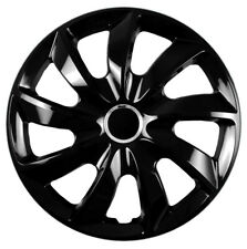 """4x15"""" Wheel trims wheel covers for Ford Transit Connect 15"""" black"""
