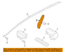 FORD OEM Fusion Airbag Air Bag SRS-Side Impact Inflator Module HG9Z54611D11C