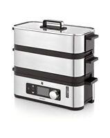 WMF Kitchenminis - Vaporera 900 W de hasta 4,3 l y depósito de agua de 1.1L