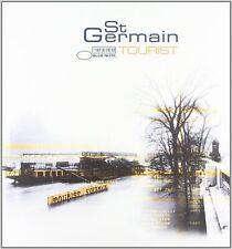 ST GERMAIN TOURIST DOUBLE LP VINYL NEW 33RPM