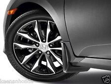 Genuine OEM Honda Civic Hatchback Splash Guard Set 2017 (4 piece set) 5dr